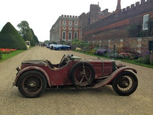 Frazer Nash at Hampton Court