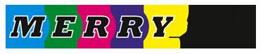 Merry Printers Logo
